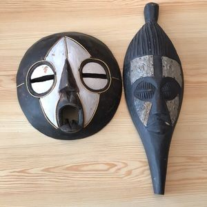 Handcrafted masks